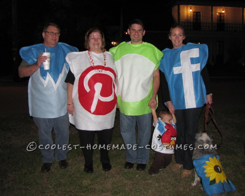 App Icons Group Costume