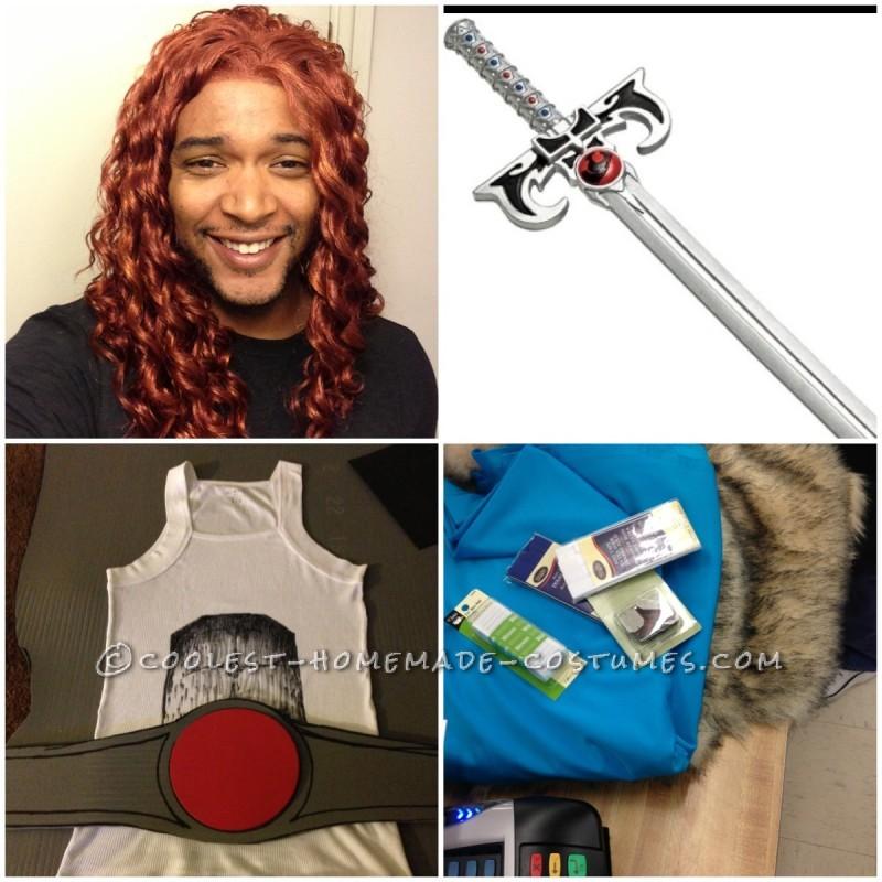 Hair, pattern, fabric, & sword