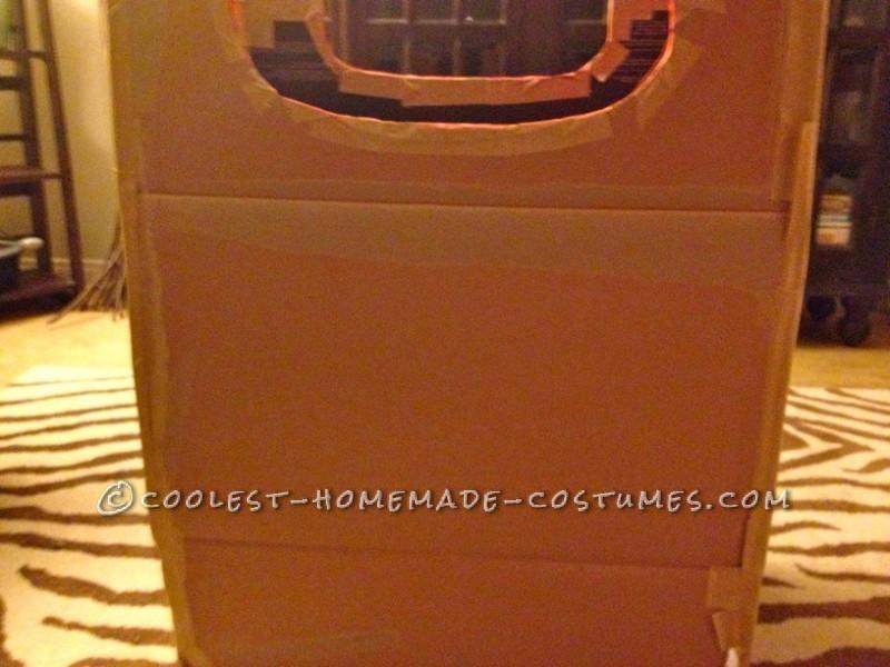 Original Homemade Halloween Costume: An Adult View Master! - 5