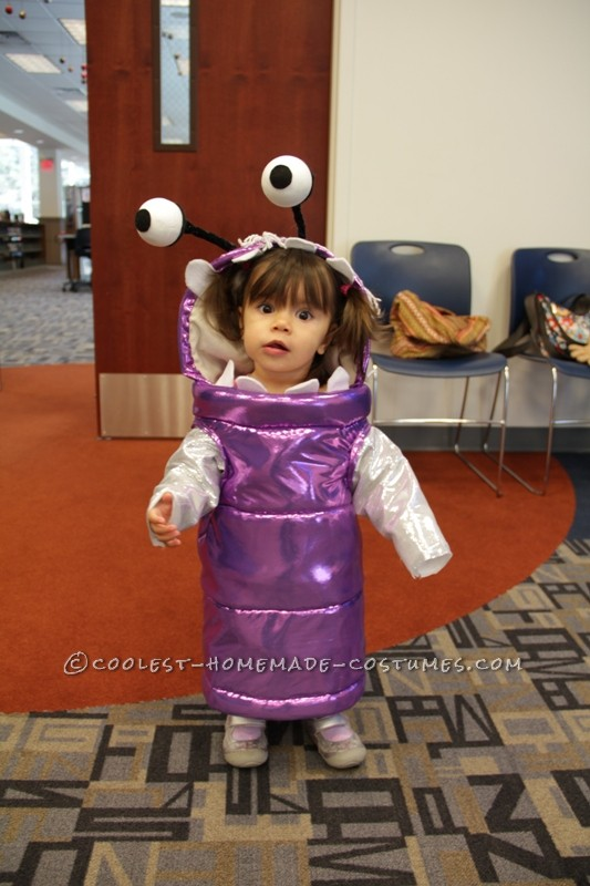 Coolest Little Boo and Monsters Inc. Character Costumes