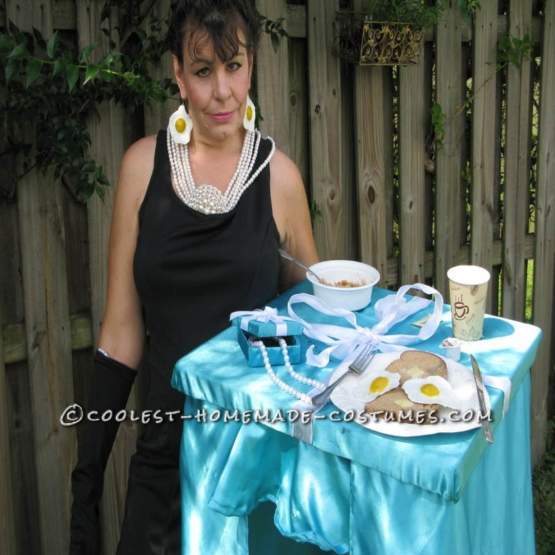 Breakfast at Tiffany's Owner and Dog Costume - 4