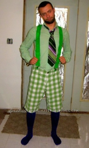 Coolest Homemade Candy Land Group Halloween Costume