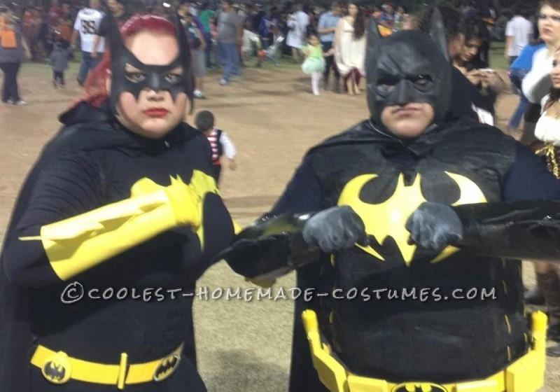 Batman n Batgirl