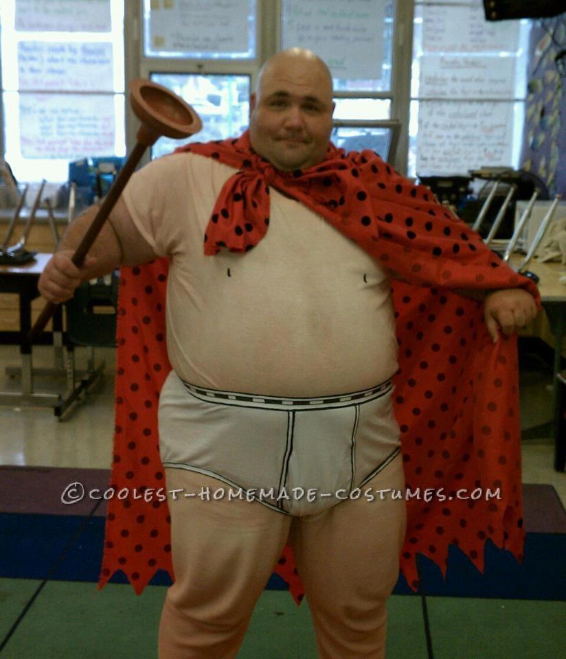 captain underpants costume