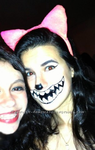 I\'m from Brazil, so here we don\'t have halloween. But we have those costumes parties and i was tired of those typical costumes like cop, nurse,