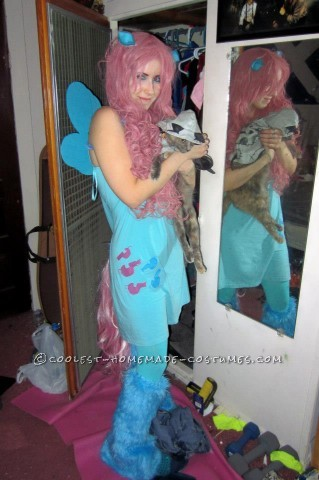 Classic 1st Generation My Little Pony Wind Whistler Costume