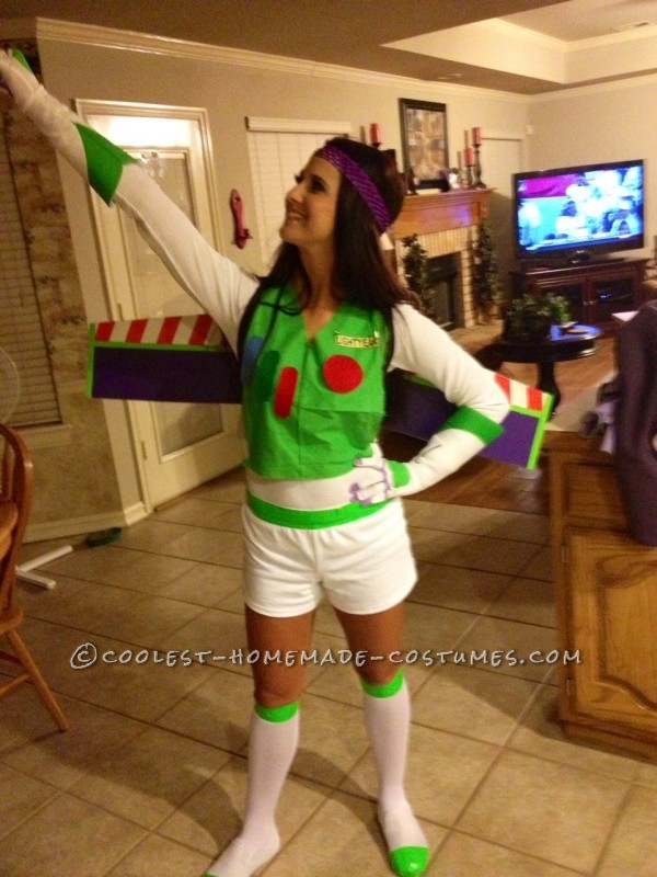 Coolest and Most Believable Homemade Woody and Buzz Lightyear Costumes - 1