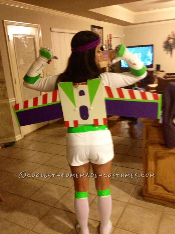 Coolest and Most Believable Homemade Woody and Buzz Lightyear Costumes - 2