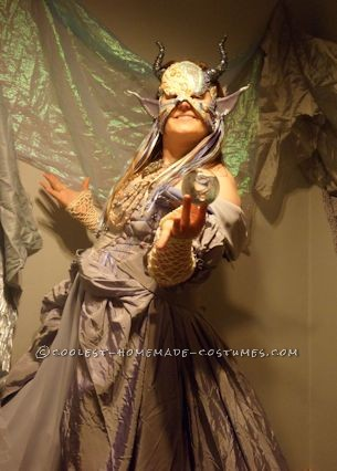 Coolest Ballroom Dancer from Labyrinth Costume