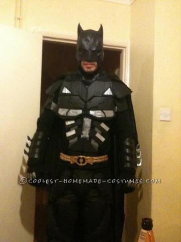 Cool Homemade Adult Batman Costume
