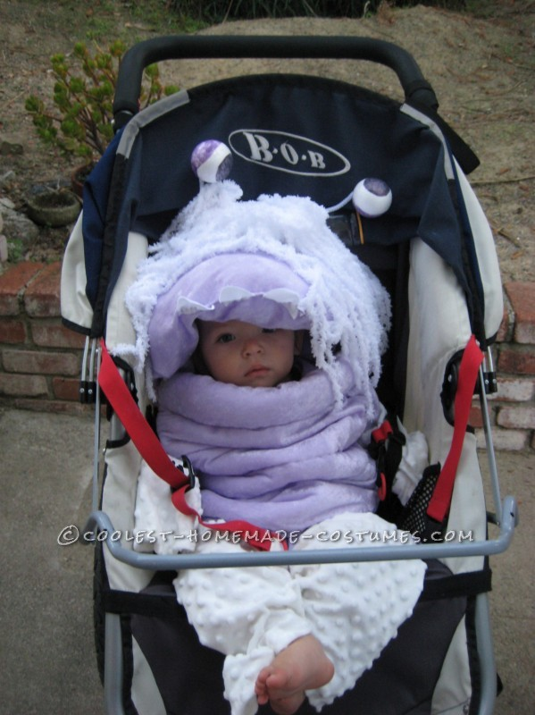 Coolest Boo from Monster's Inc. Baby costume