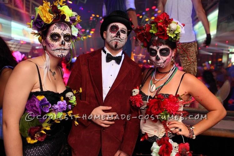Coolest Dia de los Muertos Last-Minute Costumes