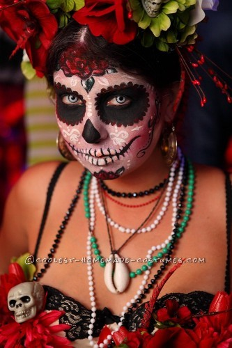 Coolest Dia de los Muertos Last-Minute Costumes - 1