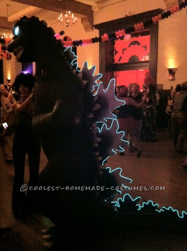 Coolest Godzilla King of the Monsters Costume