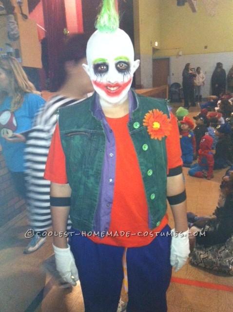 Coolest Homemade Joker Costume based on Gotham City Impostors - 2