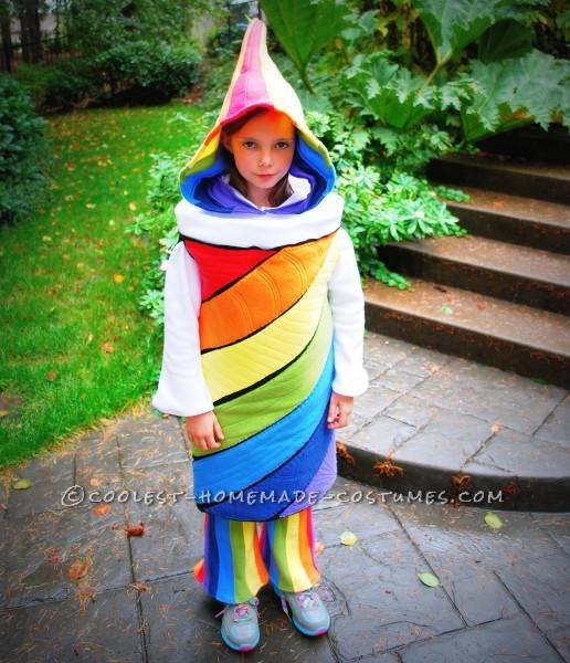 Rainbow Roll-