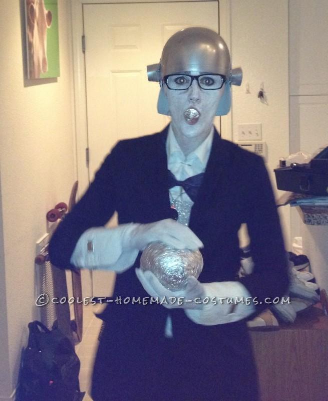 """Coolest Woody Allen in """"Sleeper"""" Costume"""