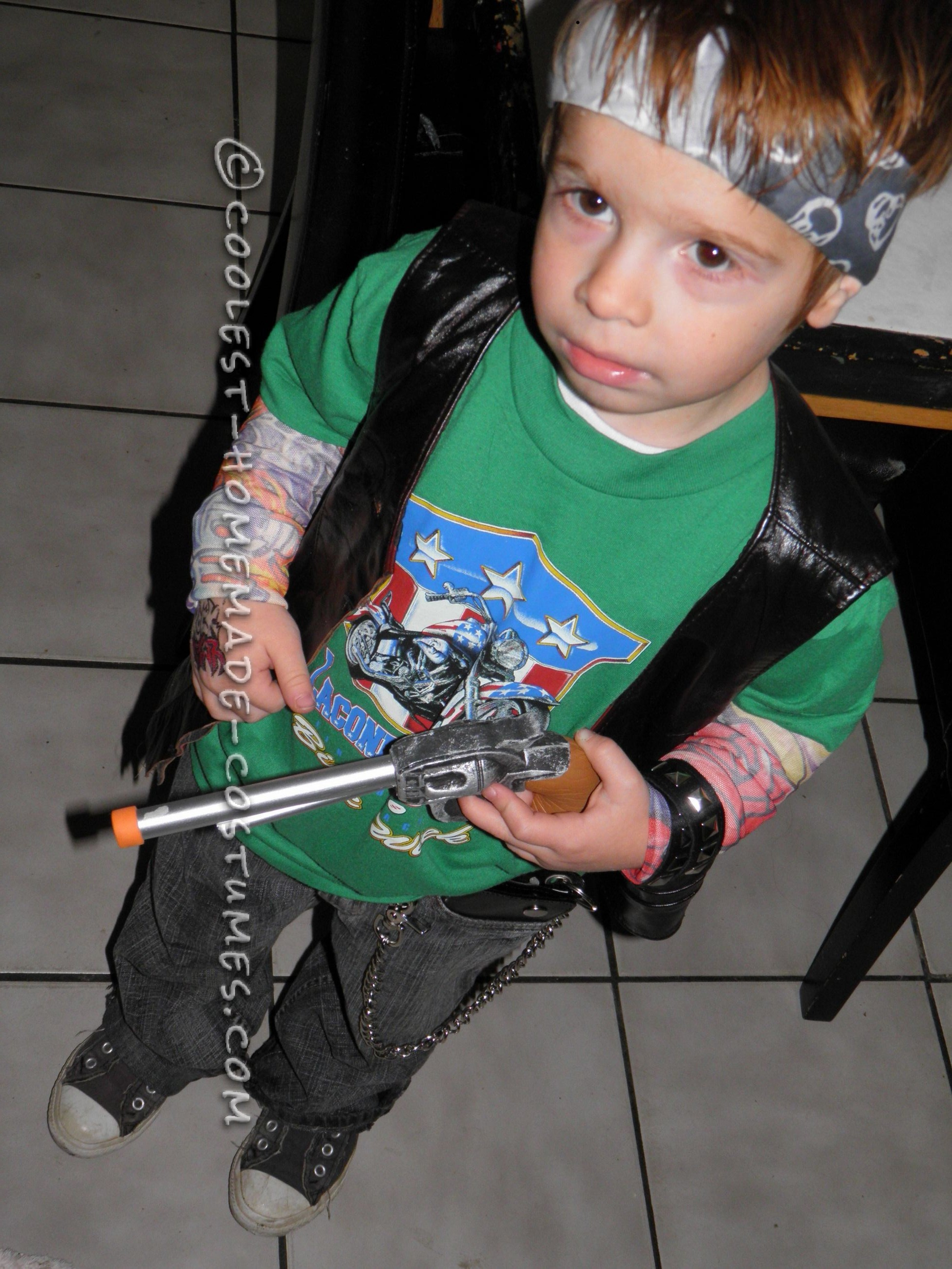 Coolest Sons of Anarchy Halloween Costume