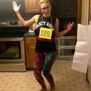 Coolest LMFAO Costume - Sexy and I Know It!: I work in advertising and get to dress up for work. So my Halloween costume this year needed to be cool enough to wear out for Halloween and appropria