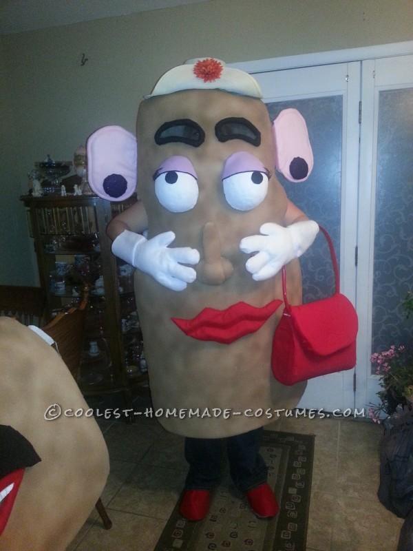 Modeling Mrs Potatohead