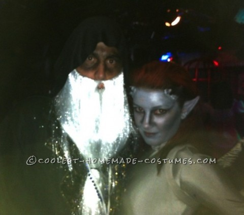 Original 1990's Gargoyles TV Show Couples Costume: My husband and I were talking about cartoons one day at the ripe age of 28. We, two grown adults, still love our cartoons from the early 1990's. C