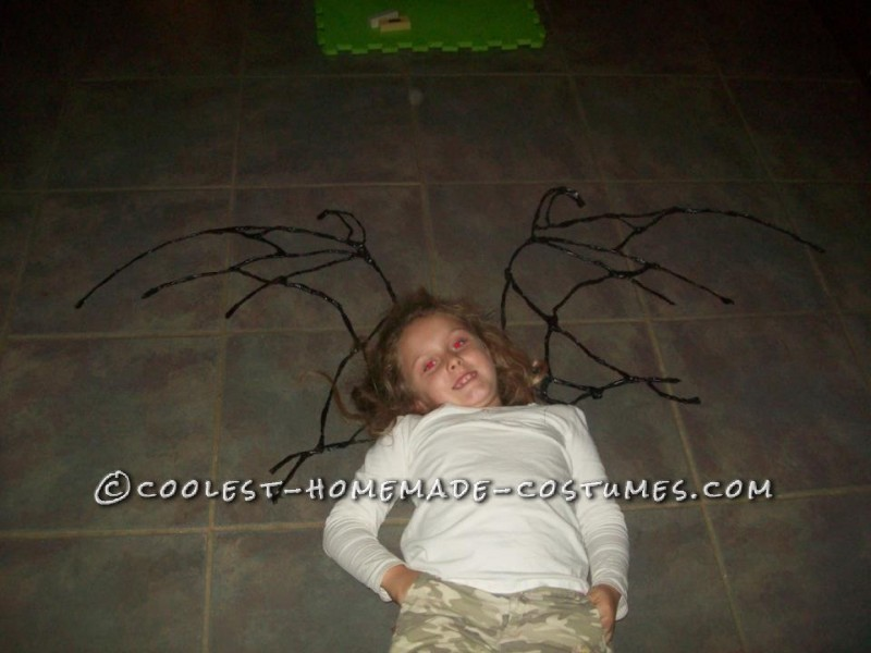 Scary Tooth Fairy Costume