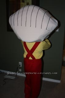 Coolest Stewie Griffin Halloween Costume for a Boy - 6