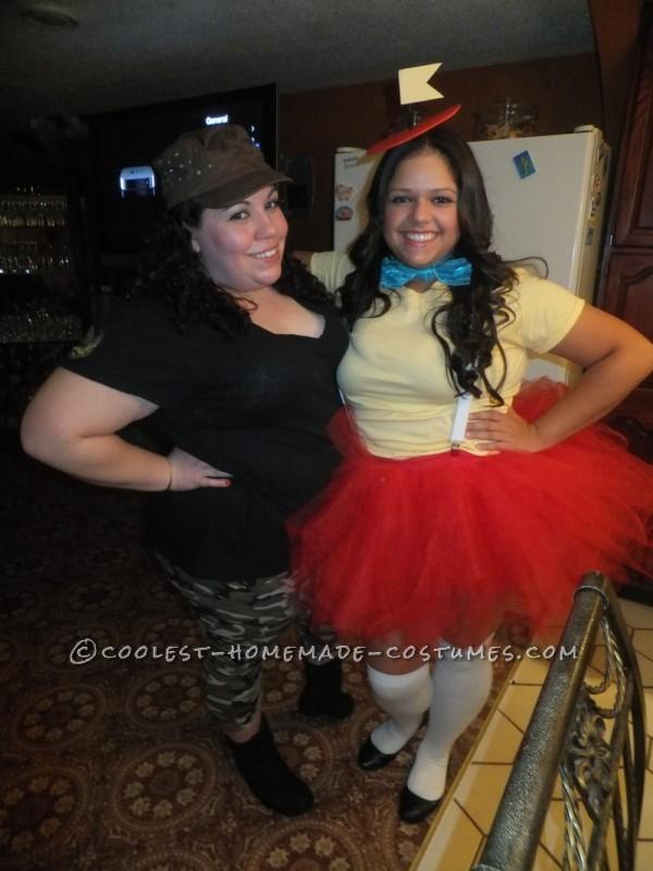 Coolest Tweedle Dee and Tweedle Dum Couple Halloween Costume - 2