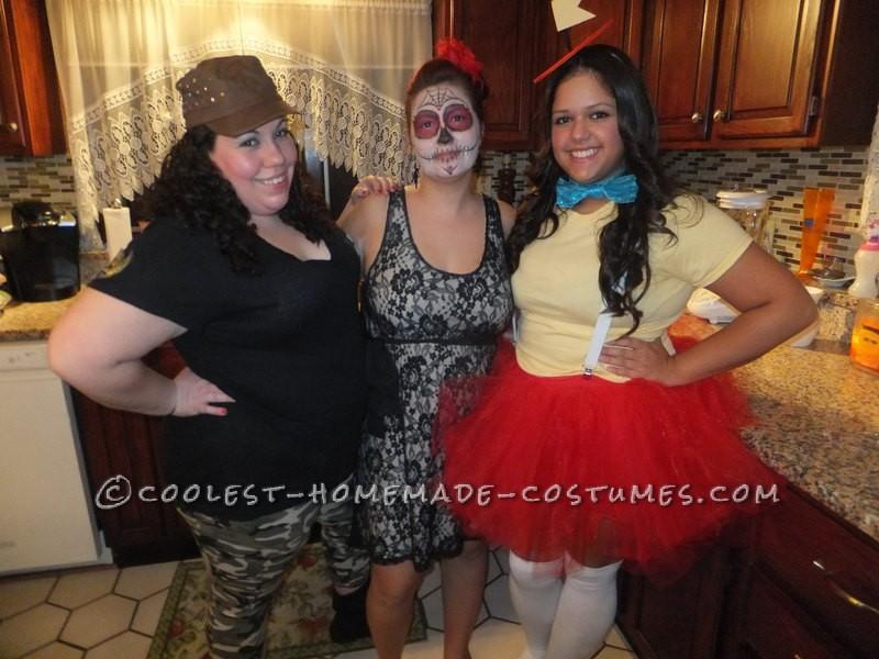 Coolest Tweedle Dee and Tweedle Dum Couple Halloween Costume - 1