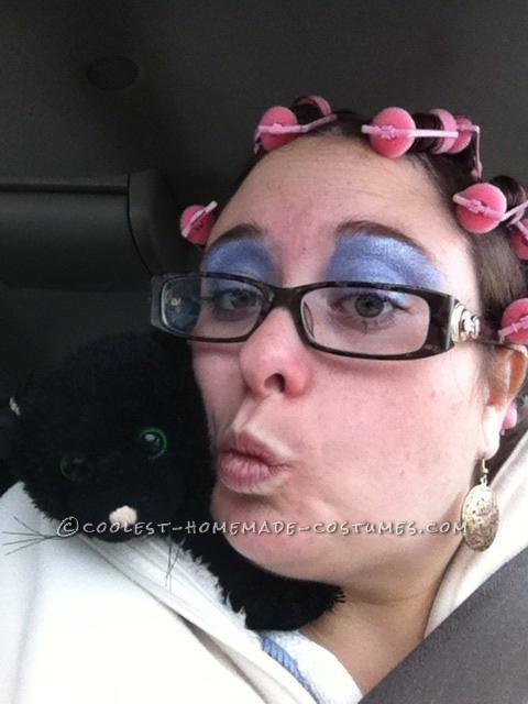 Crazzzy Cat Lady Costume - 6