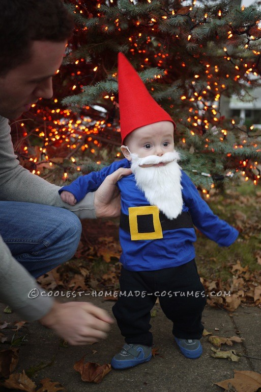 Cutest Baby Gnome Costume - 1