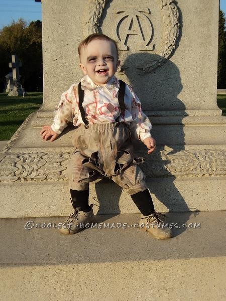 Cutest Zombie Baby Ever