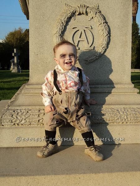 Cutest Zombie Baby Ever - 1
