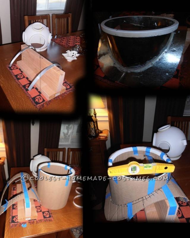 Awesome Homemade Deep Sea Diver Helmet - 2