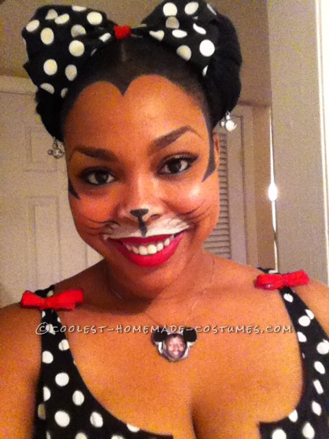 Disney 2K Hip Hop Mickey and Sassy Minnie Couple Costume - 2