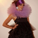 Homemade Yzma Costume from The Emperor's New Groove