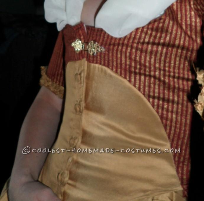 Handmade 18th Century Duchess of Devonshire Costume