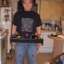 Easy and Original Pacman Machine Costume