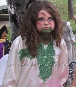 Easy Scary Exorcist Costume