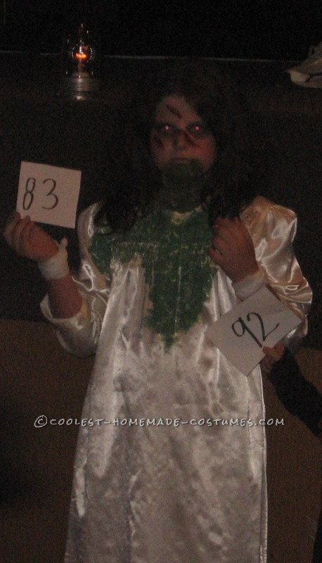 Easy Scary Exorcist Costume - 1