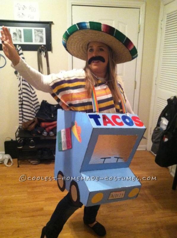 Original Taco Truck Costume: