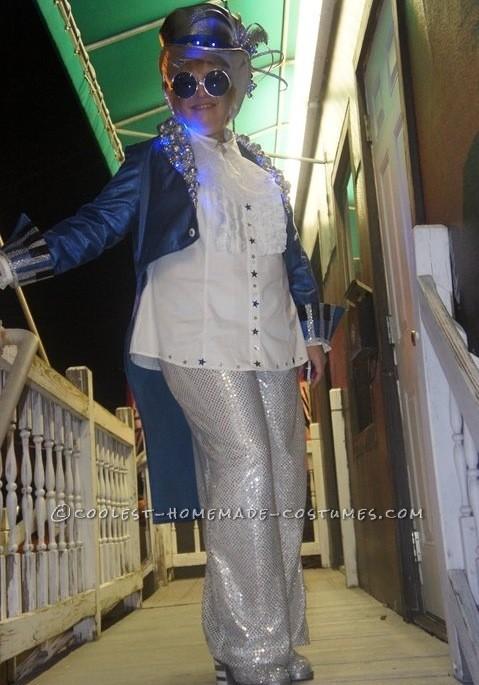 Coolest Homemade Elton John Costume