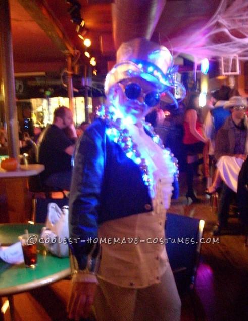 Coolest Homemade Elton John Costume - 5