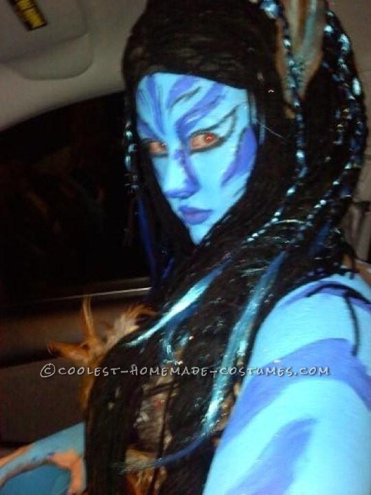 Evil Homemade Avatar Costume - 5