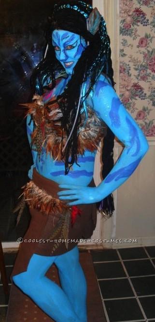 Evil Homemade Avatar Costume - 1
