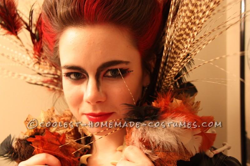 Homemade Female Rufio Costume