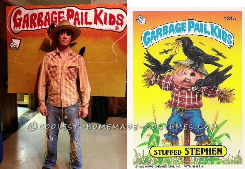 Great Group Costume for Halloween: Garbage Pail Kids 2012 - 2