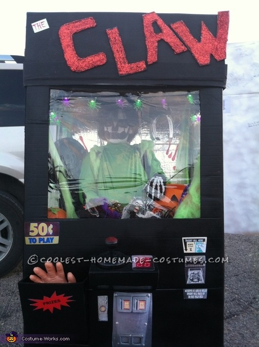 My 7 year old son loves to play the claw game! He wins a prize every time. He even prefers his allowance to be in quarters so that he can play. So wh