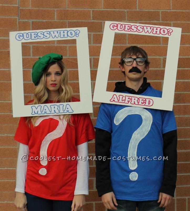 Cool Couple Costume: