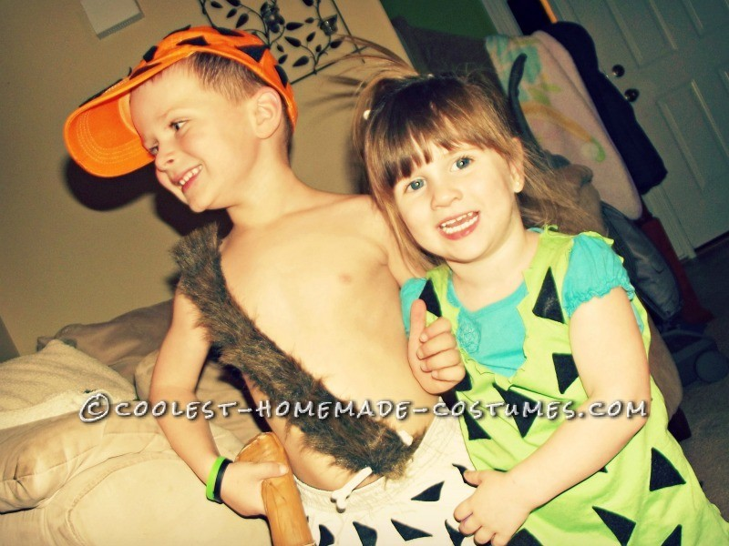Bam Bam and Pebbles <3